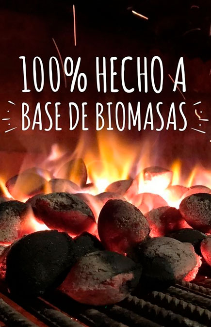 Ecokawana - Briquetas de carbón